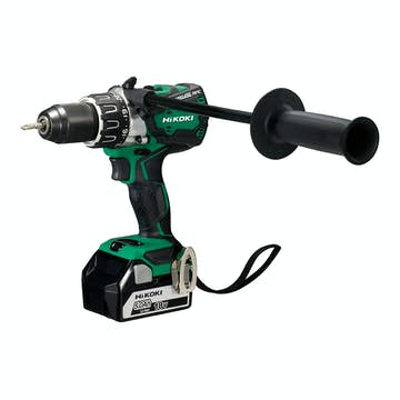 Borrskruvdragare Hikoki Power Tools DS18DBL2 5,0 Ah Med Batteri