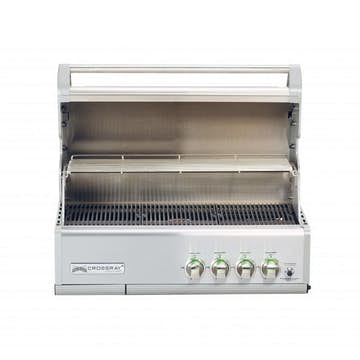 Gasolgrill Grand Hall Heatstrip Crossray Built-In