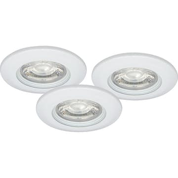 Downlightset Malmbergs MD-99 LED
